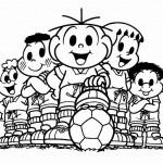 Futebol – Imagens para Colorir!