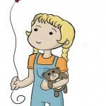 Ilustrações do Aniversariante para Convites, Decoração e Lembrancinhas!