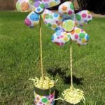 Flores de Garrafas Recicladas!