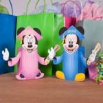 Caixinha Mickey e Minnie para Formatura e Formatura do ABC