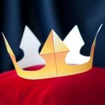 Coroa para Rei!