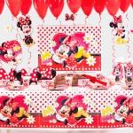 Ideias para Festa Minnie Vermelha!