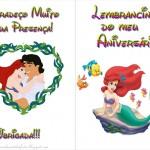 Ariel – Livrinho de Atividades!