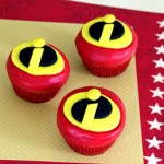 Cupcake dos Incríveis!