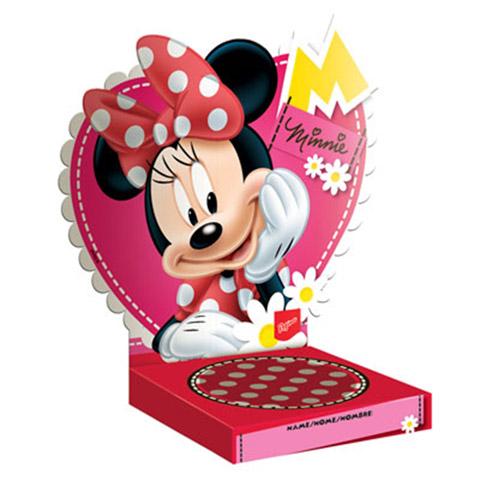 Porta Cupcakes Minnie Vermelha Festabox
