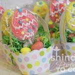 Como fazer Cestinhas com Wrappers de Cupcakes!