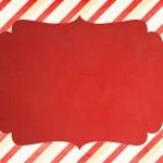 Listras Vermelhas – Kit Completo com molduras para convites, rótulos para guloseimas, lembrancinhas e imagens!