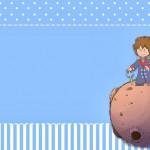 Pequeno Príncipe Moreno – Kit Completo com molduras para convites, rótulos para guloseimas, lembrancinhas e imagens!