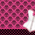 Chá de Lingerie – Kit Completo com molduras para convites, rótulos para guloseimas, lembrancinhas e imagens!