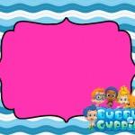 Bubble Guppies – Kit Completo com molduras para convites, rótulos para guloseimas, lembrancinhas e imagens!