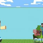 Minecraft – Kit Completo com molduras para convites, rótulos para guloseimas, lembrancinhas e imagens!