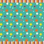 Poá e Listras – Kit Completo com molduras para convites, rótulos para guloseimas, lembrancinhas e imagens!