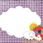 Fazendinha Menina – Kit Completo com molduras para convites, rótulos para guloseimas, lembrancinhas e imagens!
