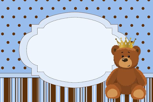 Arquivo Para Ursinho Fazendo A Nossa Festa
