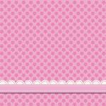 Flores Rosas – Mini Kit com molduras para convites, rótulos para guloseimas, lembrancinhas e imagens!
