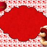 Dia dos Namorados – Kit Completo com molduras para convites, rótulos para guloseimas, lembrancinhas e imagens!