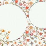 Jardim Encantado Passarinho Laranjado – Kit Completo com molduras para convites, rótulos para guloseimas, lembrancinhas e imagens!