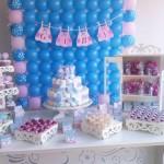 Tema: Chá de Bebê – Festa da Leitora Malize Milene!