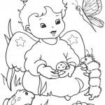 Anjos – Imagens para Colorir!