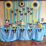 Tema: Mickey Baby – Festa da Leitora Patty Oliveira!