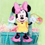 Caixinha da Minnie em 3D para Recortar e Montar!