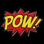 Toppers para uma Festinha Super Heróis!