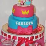 Tema: Peppa Pig Princesa – Festa da Leitora  Tania Madail!