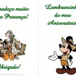 Mickey Safari – Livrinho de Colorir!