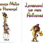 Madagascar 3 Circo – Livrinho de Atividades!