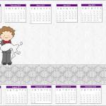 """""""Guarde a Data"""" para Casamento com Calendário 2013!"""