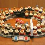 Cupcakes Carros!