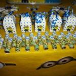 Tema: Minions – Festa da Leitora Maira!
