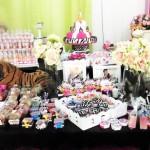 Tema: Safari Pink – Festa da Leitora  Monalisa Santos!!