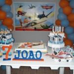 Tema: Aviões da Disney – Festa da Leitora Fernanda Matos!
