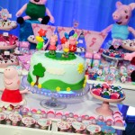 Tema: Peppa Pig Princesa – Festa da Leitora Lyliane Medeiros!