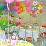Festinha da Hello Kitty – Decoração