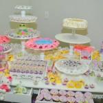 Festinha da Hello Kitty – Mesa dos Doces