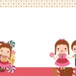 João e Maria  – Kit Completo Digital com molduras para convites, rótulos para guloseimas, lembrancinhas e imagens!