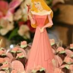 Princesa Bela Adormecida (Aurora) para Recortar e Colar 3D