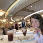 Cruzeiro Disney – Restaurantes do Disney Dream !