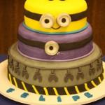 Tema: Minions – Festa da Leitora Deborah Fiuza!