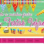 Novo Blog no Ar! Festas Infantis!!!!!