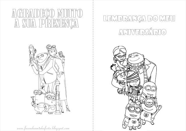 Arquivo Para Minions Pagina 3 De 3 Fazendo A Nossa Festa