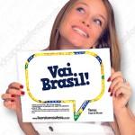 Plaquinhas Divertidas para Copa da Mundo!
