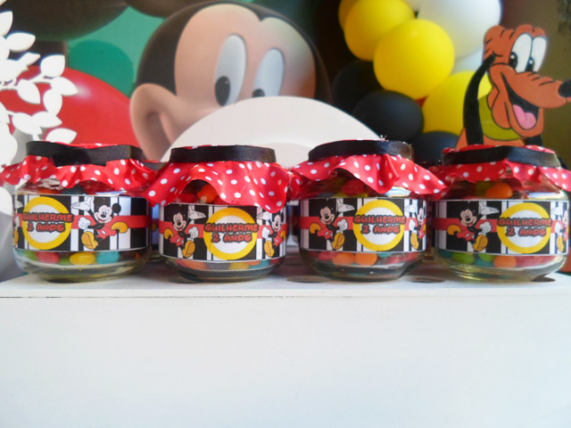 Pote Papinha Mickey Mouse: