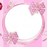 Angelina Ballerina – Kit Completo com molduras para convites, rótulos para guloseimas, lembrancinhas e imagens!