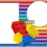 Lego – Kit Completo com molduras para convites, rótulos para guloseimas, lembrancinhas e imagens!