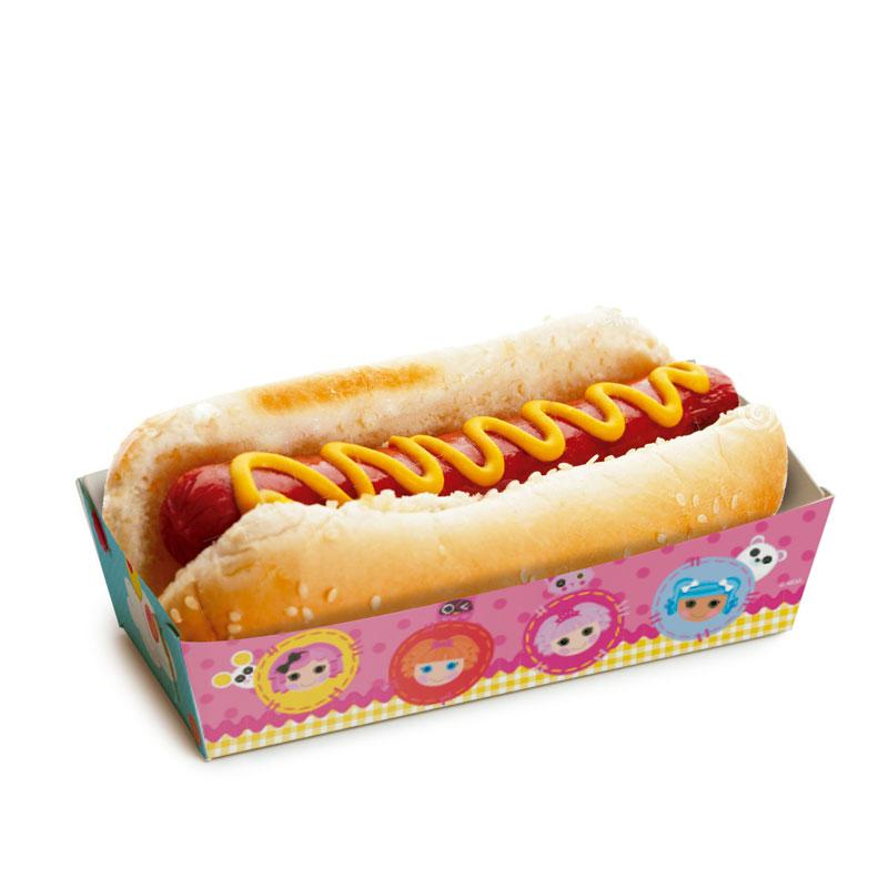 Caixinha para Mini Hot Dog:
