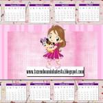 Novidade!!! Calendário 2013!