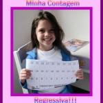 Calendário de Contagem Regressiva para Festinha de Aniversário!!!